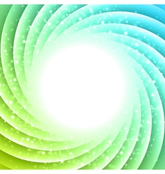 smooth twist lines background vector image