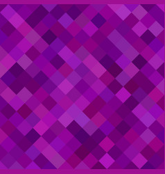 Colored square pattern background - from diagonal vector