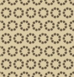 flowers-pattern-retro-seamless-03 vector image