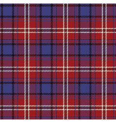 Seamless tartan pattern shirt vector
