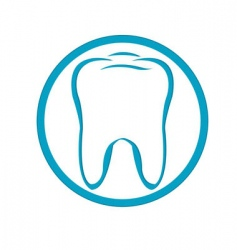 Tooth symbol vector