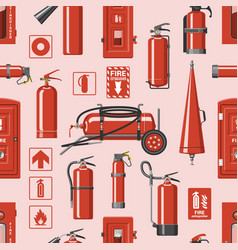 fire extinguisher fire-extinguisher to vector image