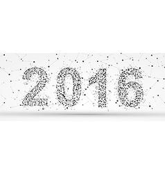 2016 font design vector