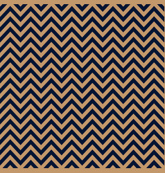 blue beige chevron retro decorative pattern vector image