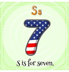 Seven vector