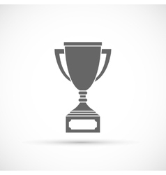 Trophy Cup Icon vector