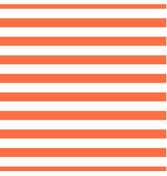 pattern red horizontal stripe seamless design for vector image