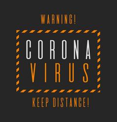 Covid19 slogan quote pandemic funny design vector