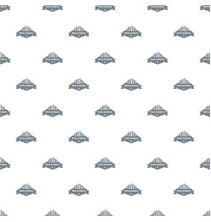 Farm products pattern seamless vector