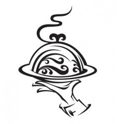 Restaurant icon vector