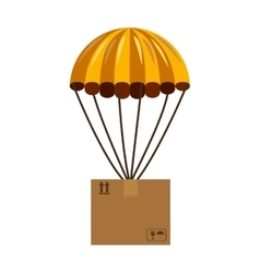 airmail shipping delivery vector image vector image