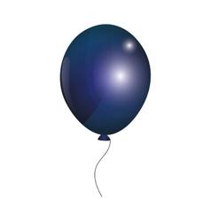 colorful balloon icon vector image vector image