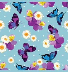 Floral seamless patternfloral seamless pattern vector