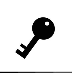 key icon design vector image