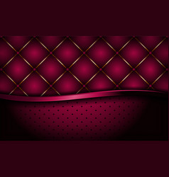 luxury dynamic rose pink abstract background vector image