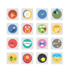 Web Icons 35 vector