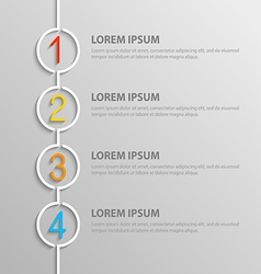 infographic4 vector image