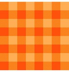 Orange Chessboard Background vector
