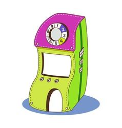A game machine vector