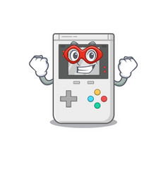 A picture handheld game scroll dressed as a vector