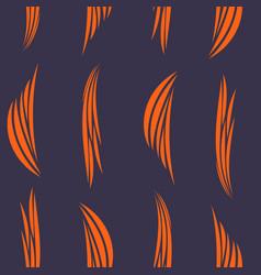 Tribal background ethnic pattern boho seamless vector