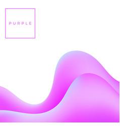 liquid color vector image