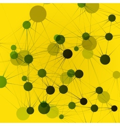 color network background eps10 vector image