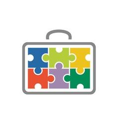 Puzzle-Bag-380x400 vector image
