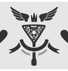 Symbol Balalaika vector image