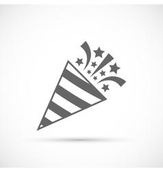 Slapstick hoiday icon vector image