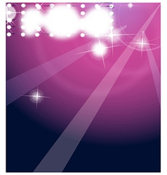 Party Dance Background vector image vector image