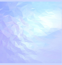 light blue pink abstract background of triangular vector image