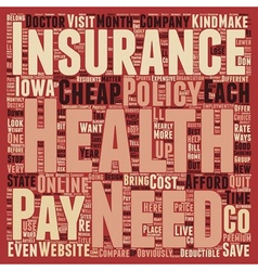 How To Get The Best Rates On Homeowner s Insurance vector image
