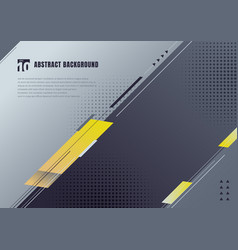 Abstract template geometric diagonal elements vector