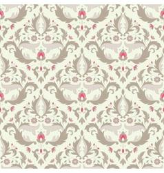 Classic seamless wallpaper vector image
