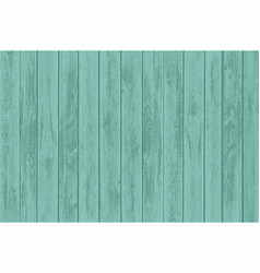 Green wooden table panels vector