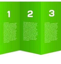Modern clean Design template - fully editable vector