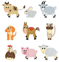 Pets vector image vector image