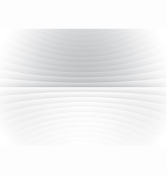abstract stripe pattern horizontal curve lines vector image
