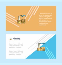 industry abstract corporate business banner vector image