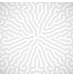 Background with random bio lines vector