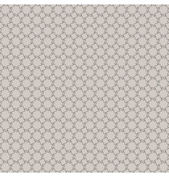 Simple abstract ornamental gray seamless pattern vector