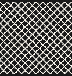 square grid seamless pattern geometric texture vector image
