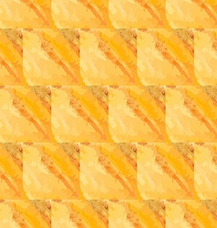 Seamless mosaic tile pattern vector image vector image