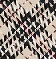 Blackberry tartan diagonal seamless vector image