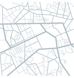 City map navigation vector