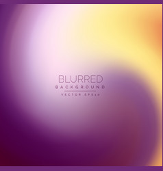 Blurred background with colorful shades in swirl vector