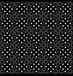 diagonal square pattern background - geometrical vector image