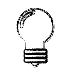 Light bulb icon idea creativity concept vector