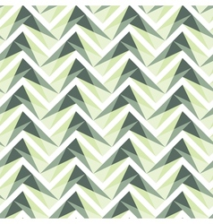 patseamless pattern with triangles vector image